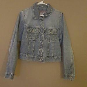 Blue jean Jacket. Large